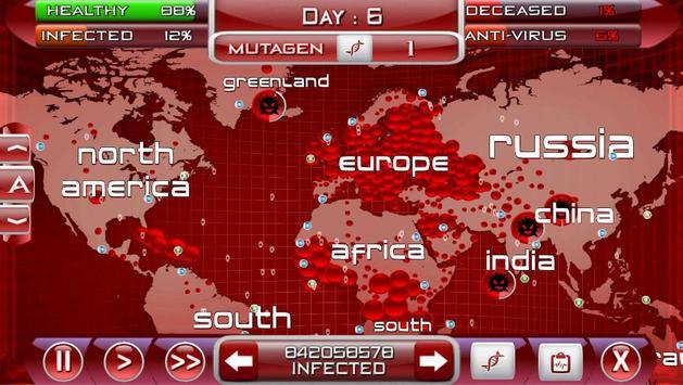 Virus Shock Bio Hazard Game poster
