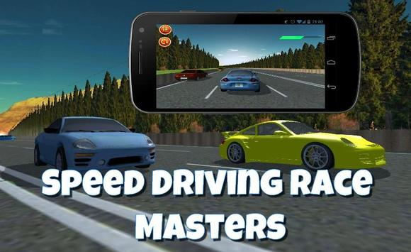 Speed Driving Race Masters poster