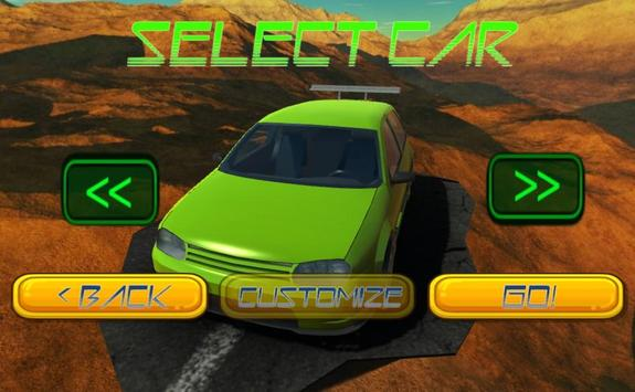 Speed Driving Race Masters screenshot 1