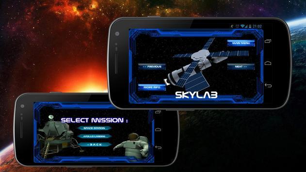 Man's Top Space Flight Heroes screenshot 1