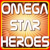 Omega Star Galaxy Heroes icon