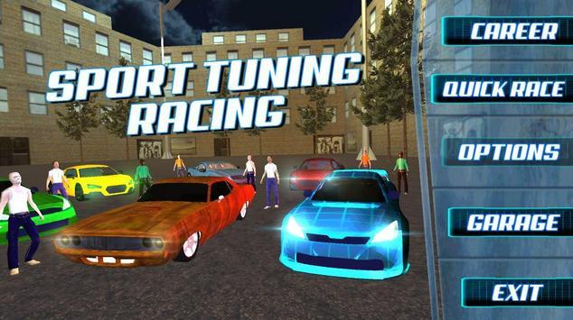 Sport Tuning Racing 3D apk screenshot