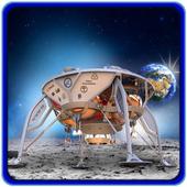 Helium 3 Moon Mining Company icon