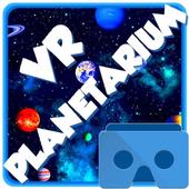VR Mobile Planetarium Real Galaxy Sim 3D icon