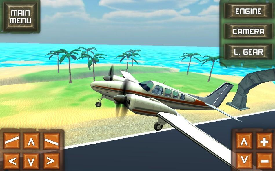 Flight School Island Real Sim for Android - APK Download