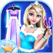 Juegos de moda-Princesa hielo