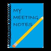 Kingdom Hall Notes Jr icon