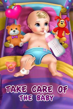 Ice Princess Newborn Baby screenshot 2