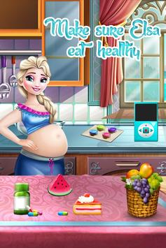 Ice Queen Pregnant Mommy Baby screenshot 1