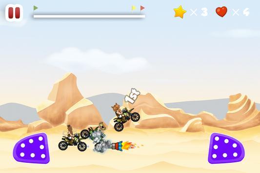 Icy Racing adventure Age apk screenshot
