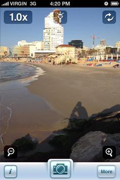 Camera ZOOM Free apk screenshot