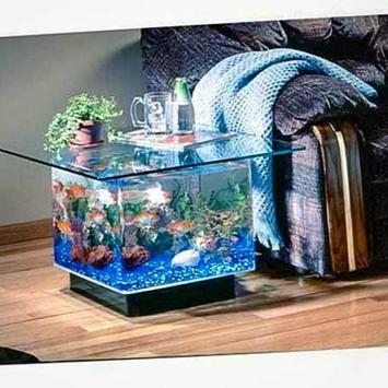 Aquarium Decoration Idea poster