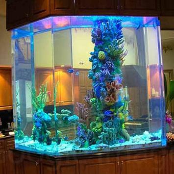 Aquarium Decoration Idea screenshot 1