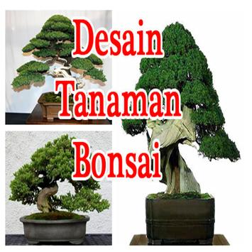 Bonsai Plant Design Idea poster