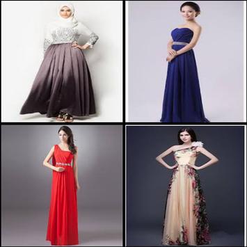 Ide Dress Panjang Malam screenshot 2