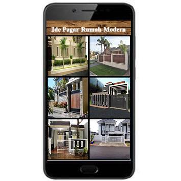 Ide Pagar Rumah Modern Screenshot 3
