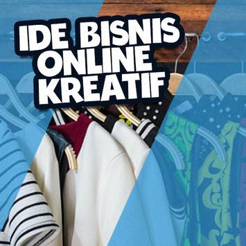 Ide Bisnis Online Kreatif poster