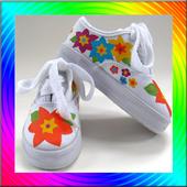 Shoes Art Idea icon