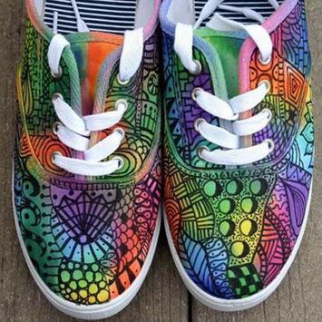Shoes Art Idea screenshot 2