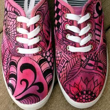 Shoes Art Idea screenshot 5