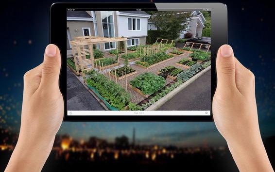 Minimalist Vegetable Garden Ideas screenshot 3