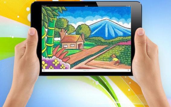 Ideas for Drawing Landscape screenshot 2