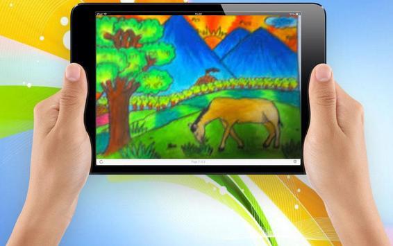 Ideas for Drawing Landscape screenshot 3