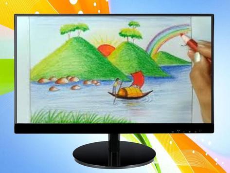 Ideas for Drawing Landscape screenshot 5