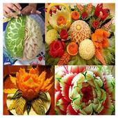 Idea Carving Fruit icon