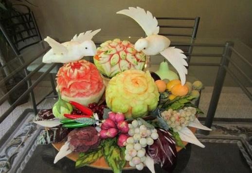 Idea Carving Fruit apk screenshot