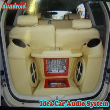 Idea Car Audio System poster