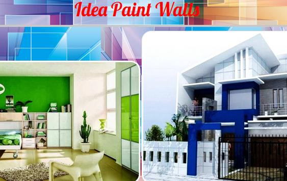 Idea Paint Walls poster