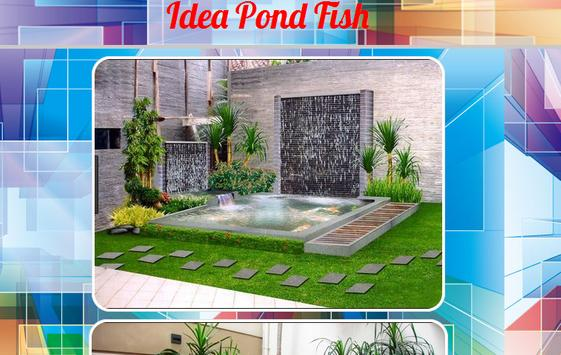 Idea Pond Fish poster