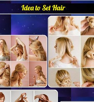Idea to Set Hair poster