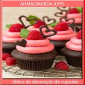 Idéias de decoração de cupcake icon