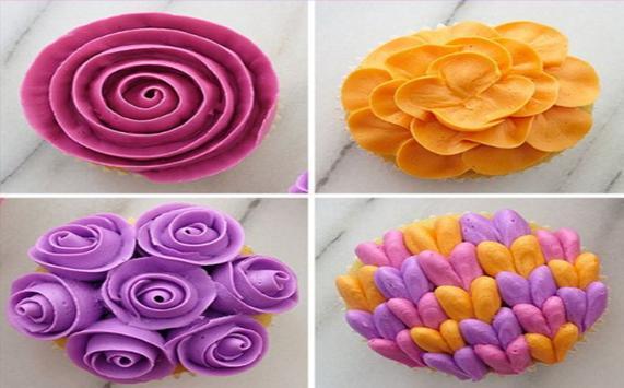 Idéias de decoração de cupcake poster