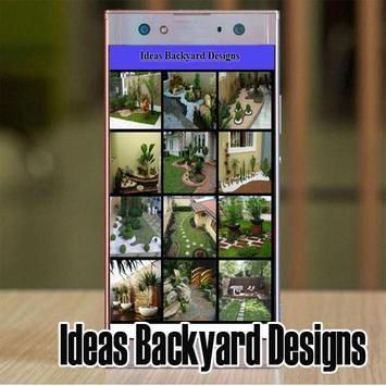 Ideas Backyard Designs poster