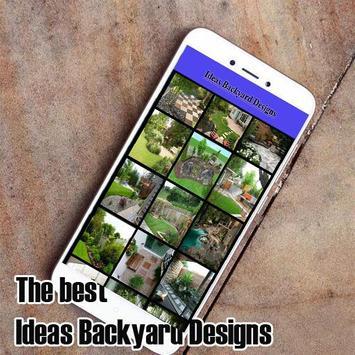 Ideas Backyard Designs screenshot 1