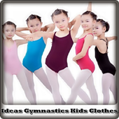 Ideas Gymnastics Kids Clothes icon