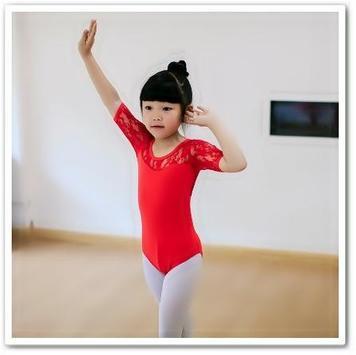 Ideas Gymnastics Kids Clothes poster