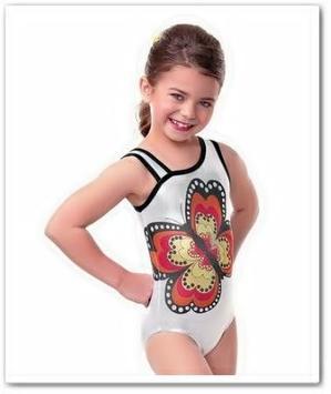 Ideas Gymnastics Kids Clothes screenshot 2