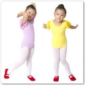 Ideas Gymnastics Kids Clothes screenshot 3