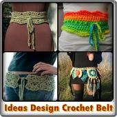 Ideas Design Crochet Belt icon