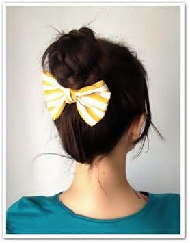 Ideas Easy Bun Hairstyles poster
