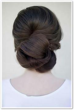 Ideas Easy Bun Hairstyles apk screenshot