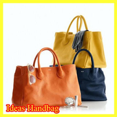 The idea handbag icon