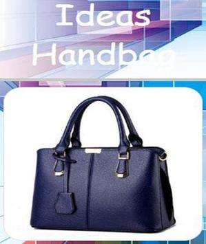 The idea handbag poster