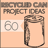 Ideas Of Used Canned Crafts icon