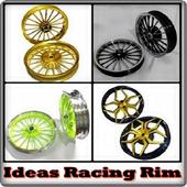 Ideas Racing Rim icon