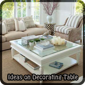 Ideas on Decorating Table icon